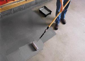 Обеспыливание бетона - Ремонт бетонных полов в спб - ООО ЛОГОПОЛ