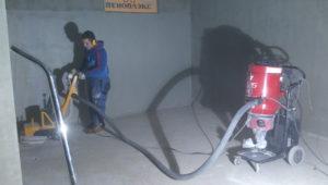 Примеры работ по ремонту бетонного пола 39