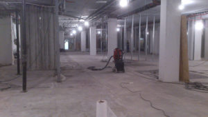 Примеры работ по ремонту бетонного пола 36