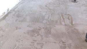 Примеры работ по ремонту бетонного пола 35