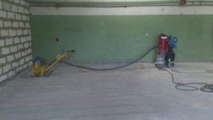 Примеры работ по ремонту бетонного пола 27