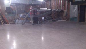 Ремонт бетонных полов в спб для ресторана City&Grill - ООО ЛОГОПОЛ 5