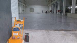 Примеры работ по ремонту бетонного пола 21