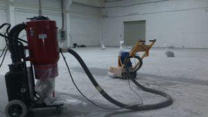 Примеры работ по ремонту бетонного пола 20