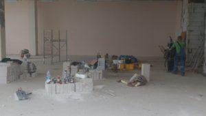 Примеры работ по ремонту бетонного пола 19