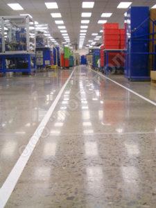 Примеры работ по ремонту бетонного пола 16