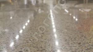 Примеры работ по ремонту бетонного пола 12