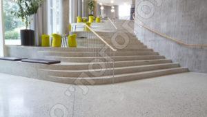 Примеры работ по ремонту бетонного пола 10