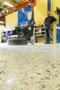Примеры работ по ремонту бетонного пола 9
