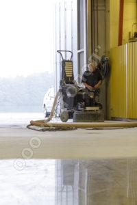 Примеры работ по ремонту бетонного пола 8