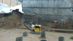 Примеры работ по ремонту бетонного пола 4