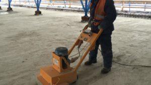 Примеры работ по ремонту бетонного пола