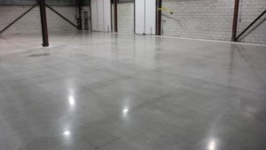 Шлифование бетонного пола 5