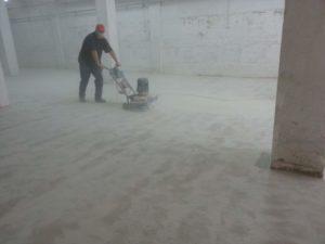 Шлифовка бетона 2