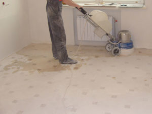 Шлифовка и полировка мрамора 2