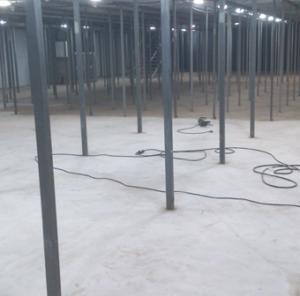 Ремонт бетонного пола 3