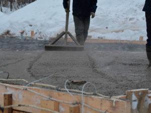 Добавки-ускорители для схватывания бетонного раствора
