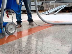 Рынок шлифовки и полировки бетона