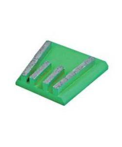 Франкфурт шлифовальный по бетону GFB O 40x8x5,5+3,5